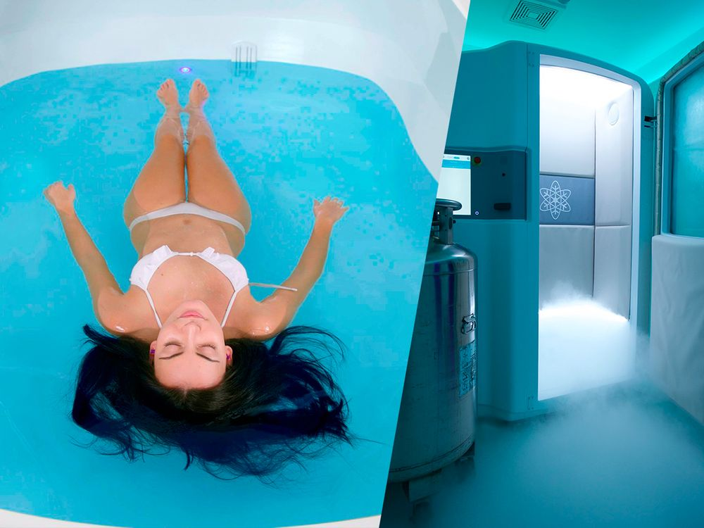 Reboot Float & Cryo Spa: 6239 College Ave, Oakland, CA
