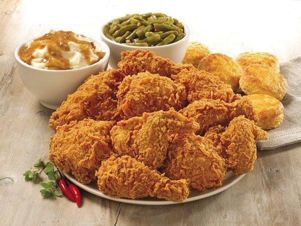 Popeyes Louisiana Kitchen: 3109 N US Highway 75, Sherman, TX
