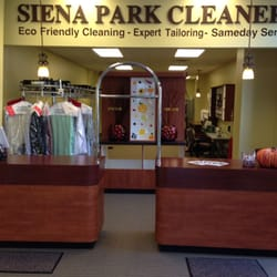 Photo Of Siena Park Cleaners Arlington Va United States Front Counter Area