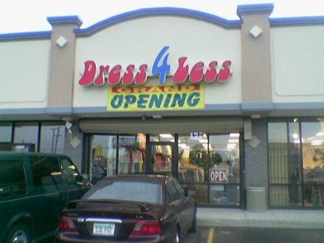 Dress For Less Sports: 14137 E 7 Mile Rd, Detroit, MI