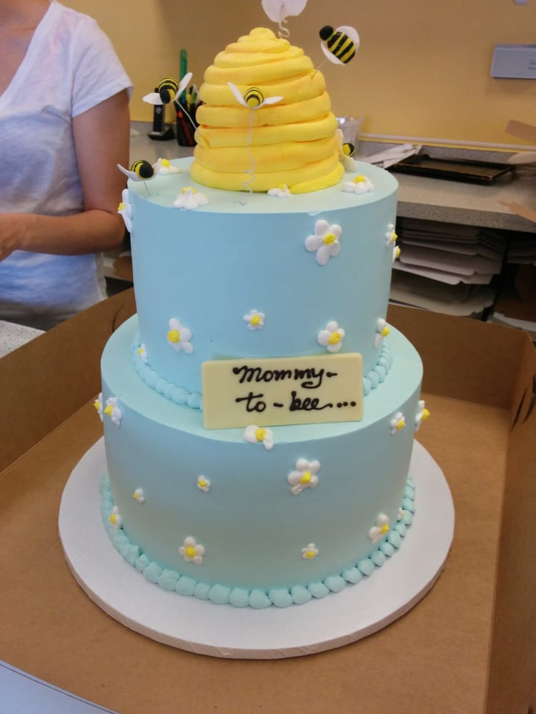 Baby Shower Cakes Bakery Los Angeles