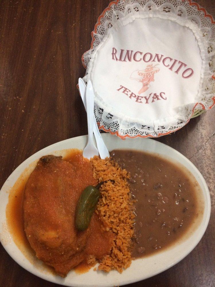 Rinconcito Tepeyac: 381 E 138th St, New York, NY