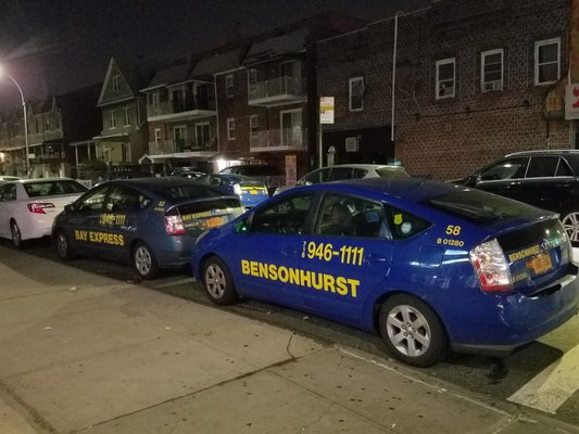 Bensonhurst Car Service >> Bay Express 8507 Bay Pkwy Brooklyn Ny Car Service Mapquest
