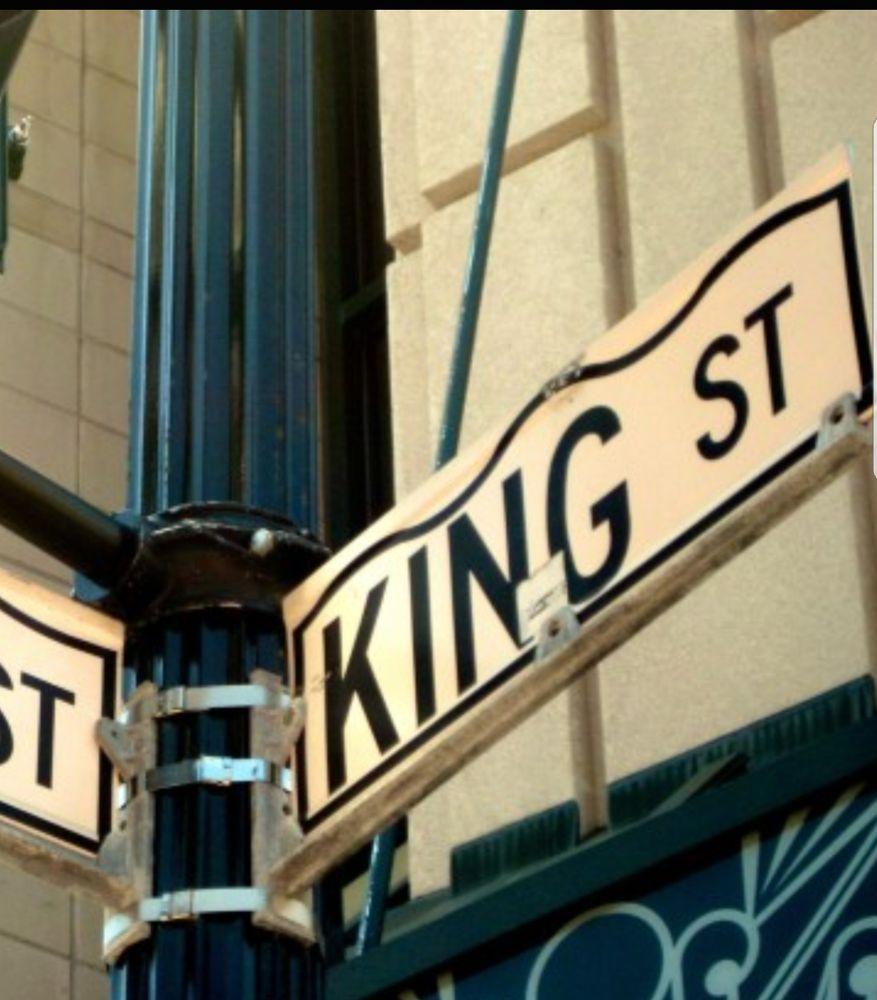 King Street Psychic: 320 King St, Charleston, SC