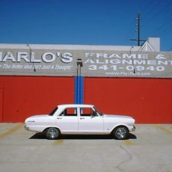 photo of marlos frame alignment chatsworth ca united states
