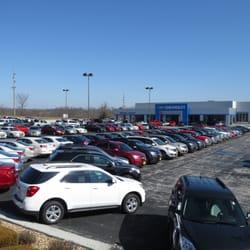 Dennis Hanks Chevrolet Ferm 201 Concessionnaire Auto