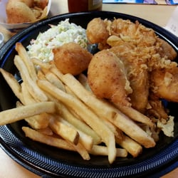 Long john silver s sea food shoppe closed seafood 14 for Long john silver s fish and chips