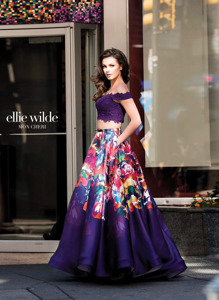 Ellie Wilde for Mon Cheri Prom Dresses - Yelp