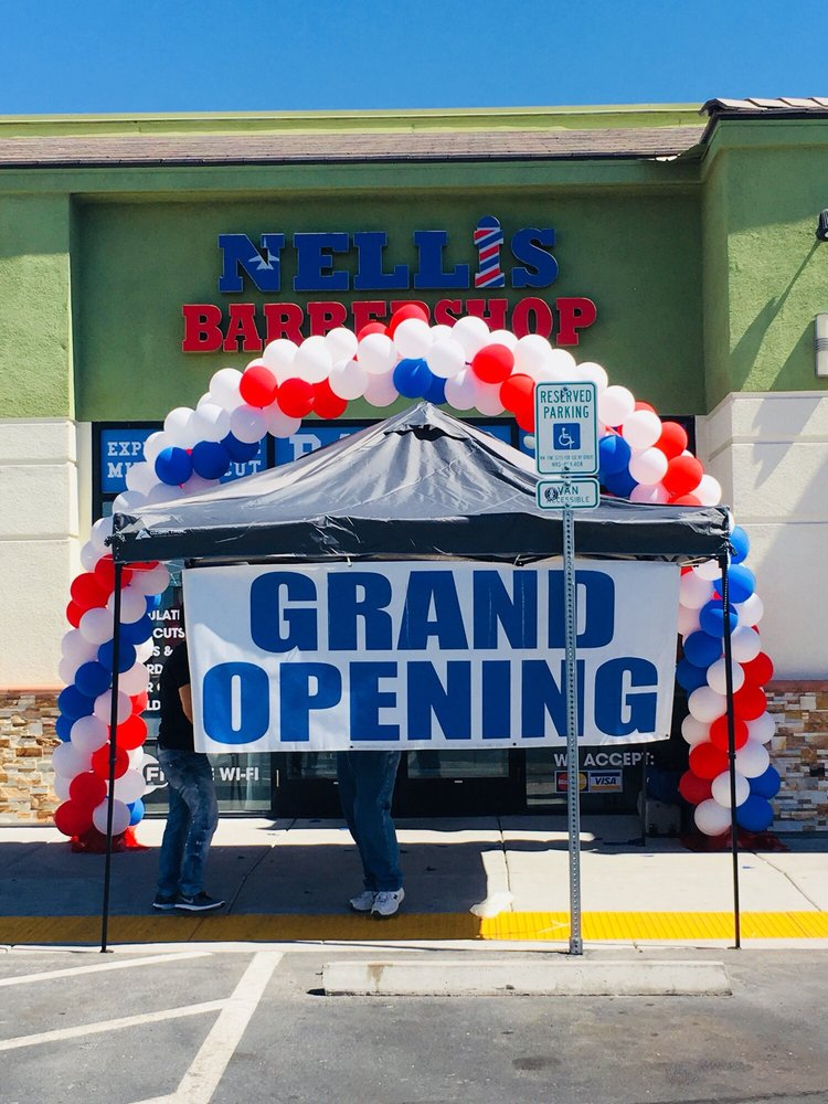 Nellis Barbershop: 4388 E Craig Rd, Las Vegas, NV