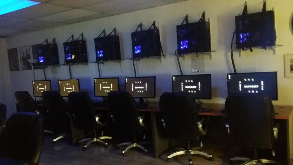 Internet cyber cafe business plan