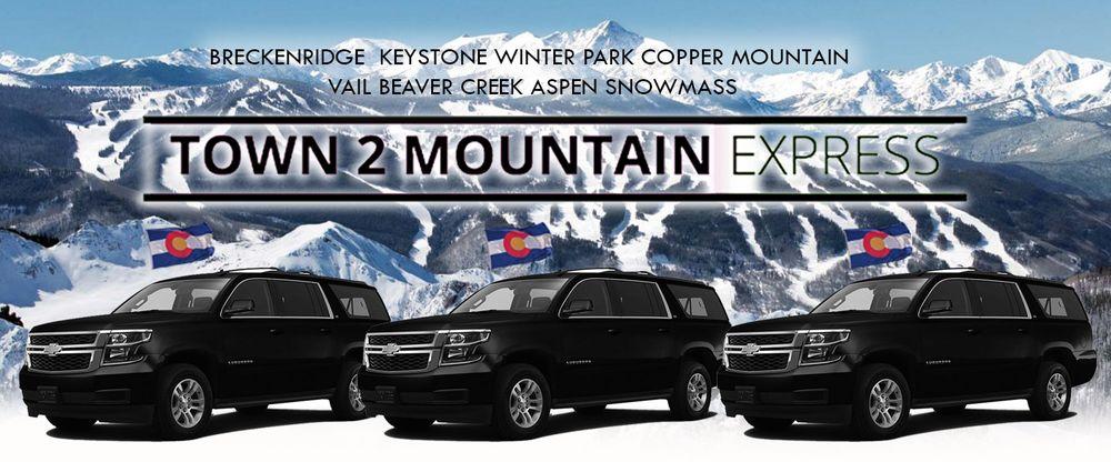 Town 2 Mountain Express: 2727 W Union Ave, Englewood, CO