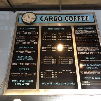 Cargo Coffee Madison Wi