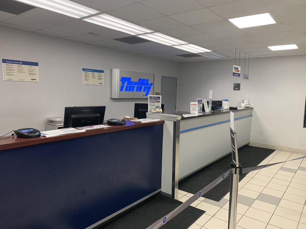 Thrifty Car Rental: 23540 Autopilot Dr, STERLING, DC