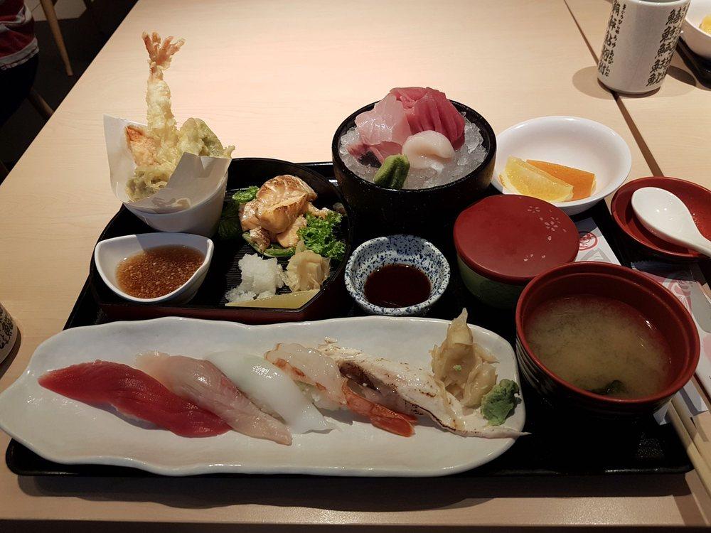 Magurodonya Miuramisakikou Sushi