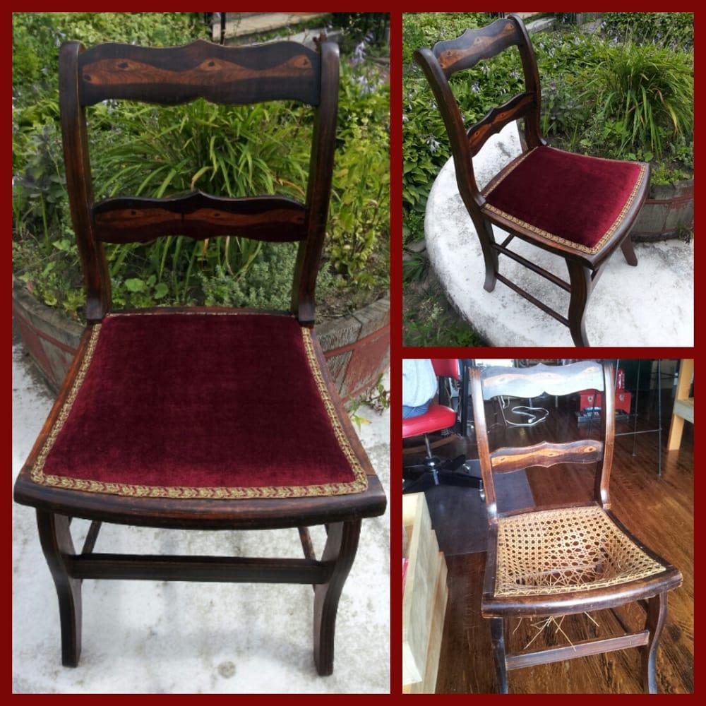 Green city upholstery cerrado 10 fotos restauraci n for Muebles bufalo