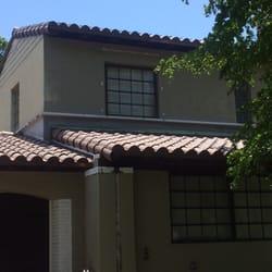 Photo Of City Roofing   Miami, FL, United States. Installation Of Verea  Barrel ...