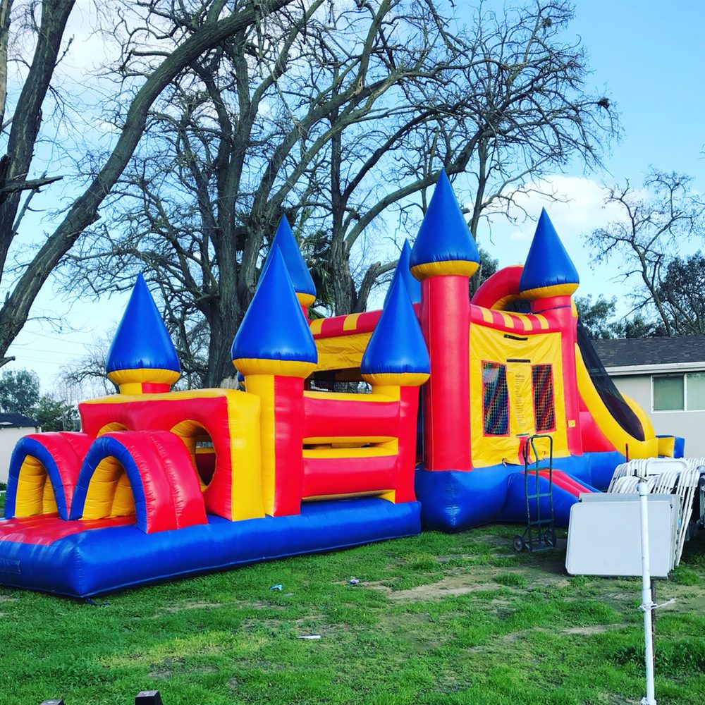 DM Party Rental and Decor: Merced, CA