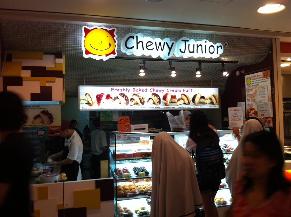 Chewy Junior Singapore