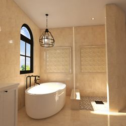 Photo Of Vogue Kitchen And Bath Dana Point Ca United States Rendering