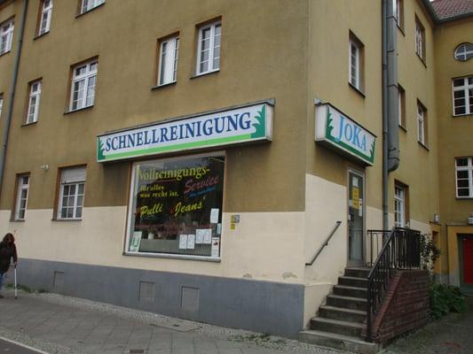 Reinigung in berlin spandau