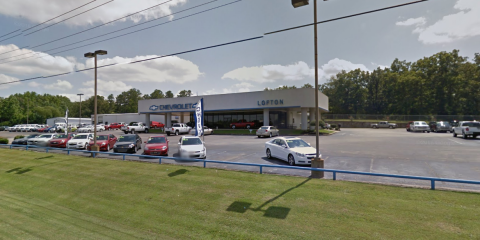 Lofton Chevrolet: 1145 US Highway 45 N, Henderson, TN