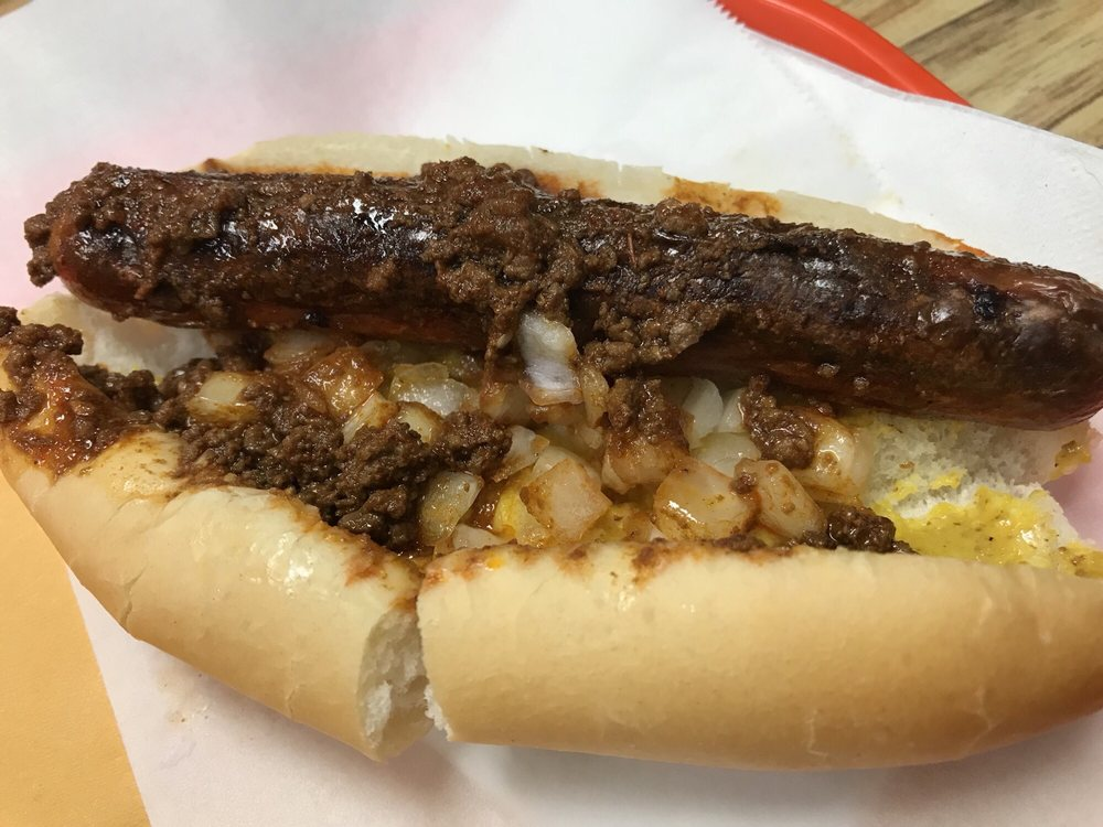 Yocco's Hot Dog King: 2128 W Hamilton St, Allentown, PA