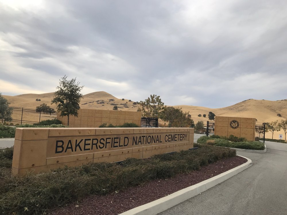 Bakersfield National Cemetery: 30338 E Bear Mountain Blvd, Arvin, CA