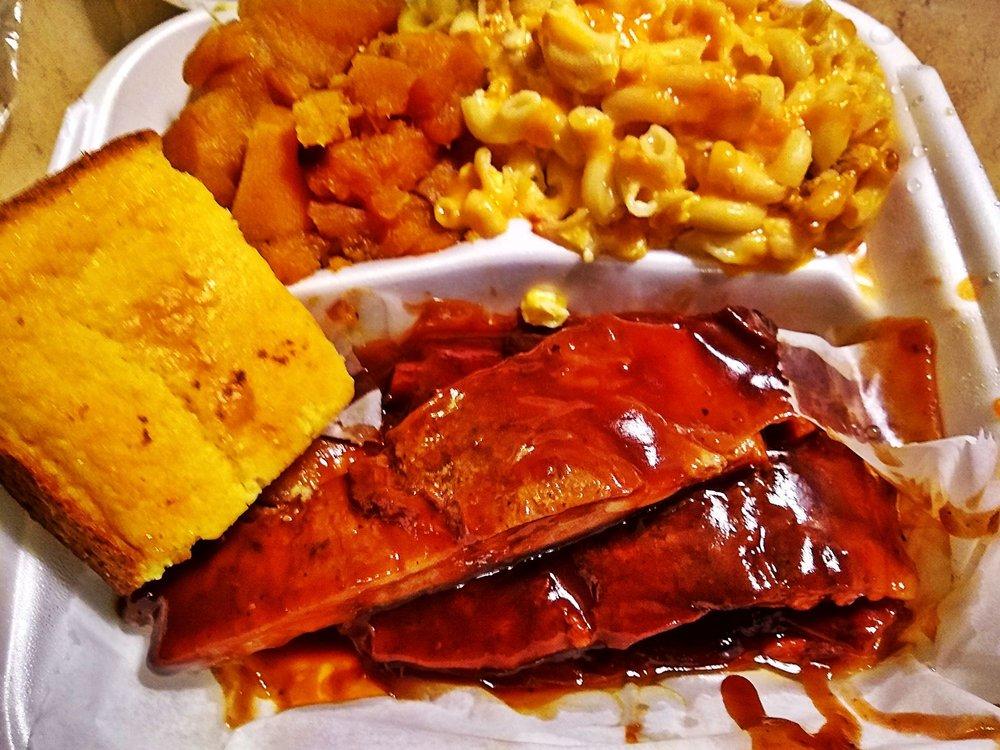 Soul Food Mania: 3964 W Jefferson Ave, Ecorse, MI