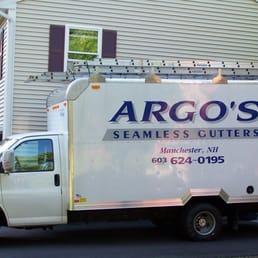Argo S Seamless Gutters Canaletas Y Desag 252 Es 226
