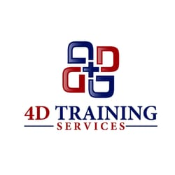 4D Training Services logo