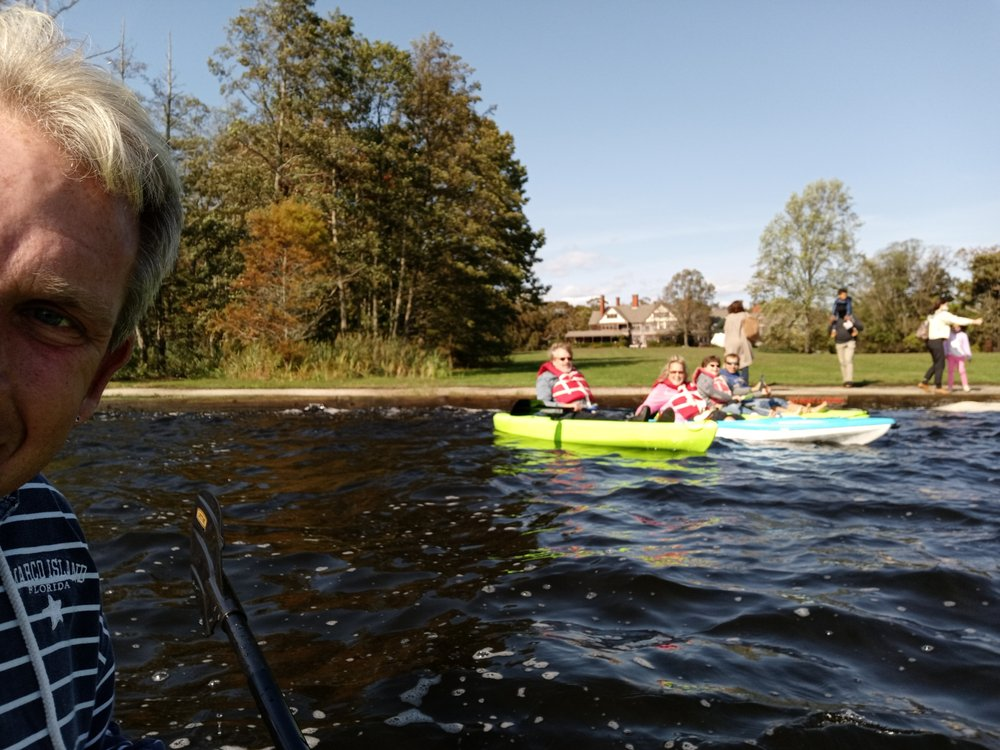 Connetquot River Kayaking and Paddleboards: Great River, NY