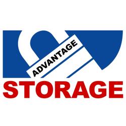 Advantage Storage Logo