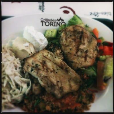 Restaurant Poulet Torino