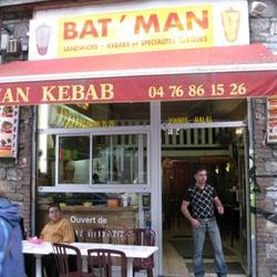 batman kebab fastfood 20 bd gambetta grenoble frankrijk reviews restaurant. Black Bedroom Furniture Sets. Home Design Ideas