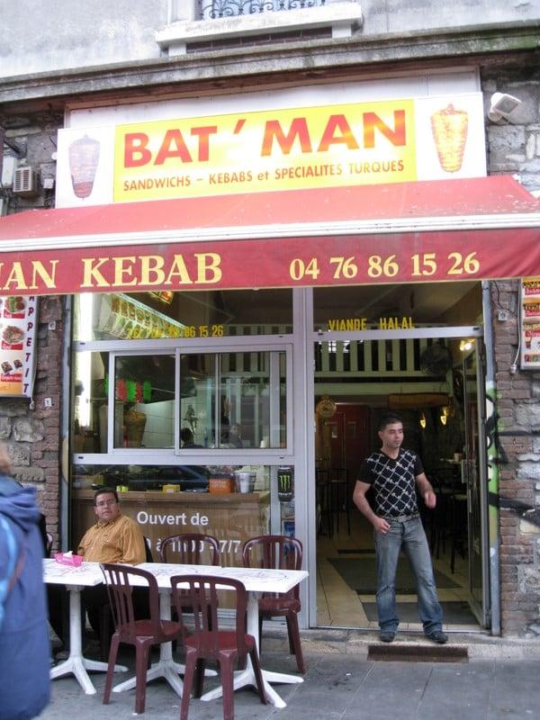 batman kebab fast food 20 bd gambetta grenoble avis photos yelp. Black Bedroom Furniture Sets. Home Design Ideas