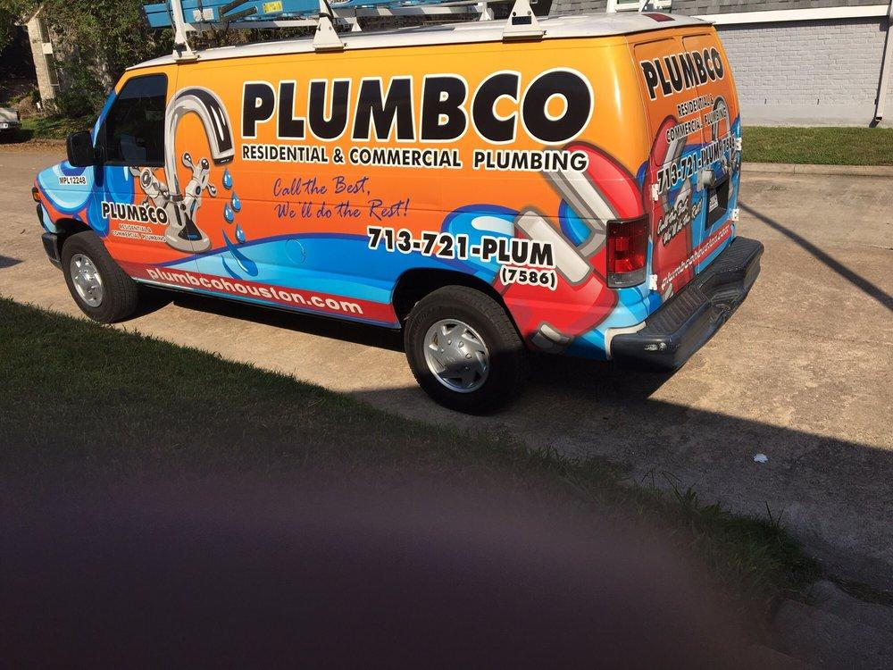 Plumbco 46 reviews plumbing gulfton houston tx for Plumber 77080