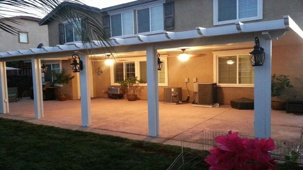Photo Of Wassgren And Sons Patio Covers   Hemet, CA, United States.  AlumaWood