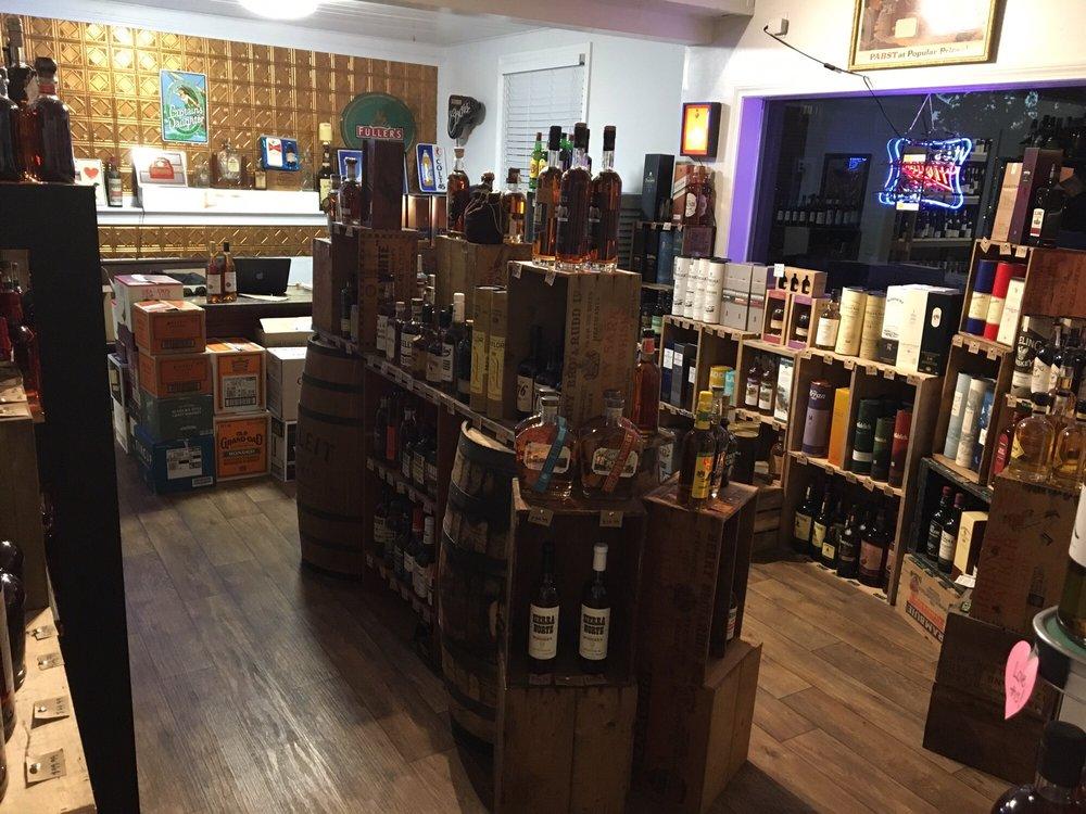 Spencer & Lynn Wine and Spirit Merchants - Noank: 19 Pearl St, Noank, CT