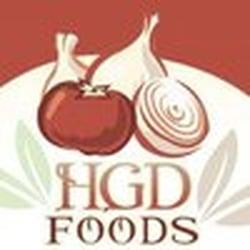 HGD Foods logo