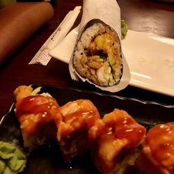 Wasabi Sushi 122 Photos 97 Reviews Bars 4561 Hard Scrabble Rd Columbia Sc Restaurant Phone Number Yelp