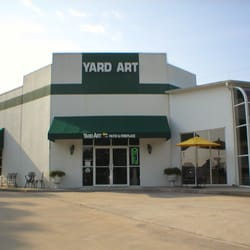 Yard Art Patio & Fireplace - Appliances - 6407 Colleyville Blvd ...