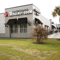 First Choice Emergency Room League City Tx