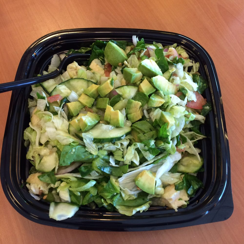 Subway Restaurants: 44779 S Lassen Ave, Avenal, CA