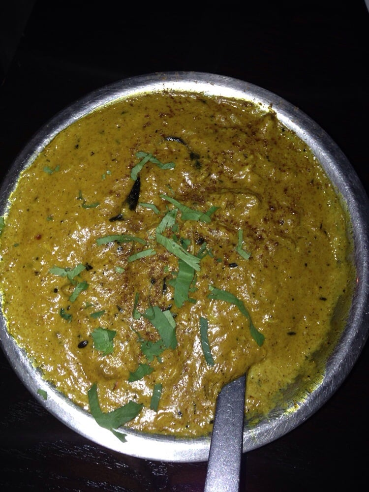 Crab curry yelp for Akbar cuisine of india pasadena