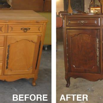 Photo Of Hodgson Antique Furniture Restoration Azusa Ca United States Credenza Was