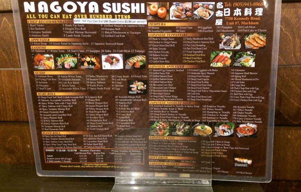 Nagoya Japanese Restaurant - CLOSED - (New) 126 Photos & 76 Reviews