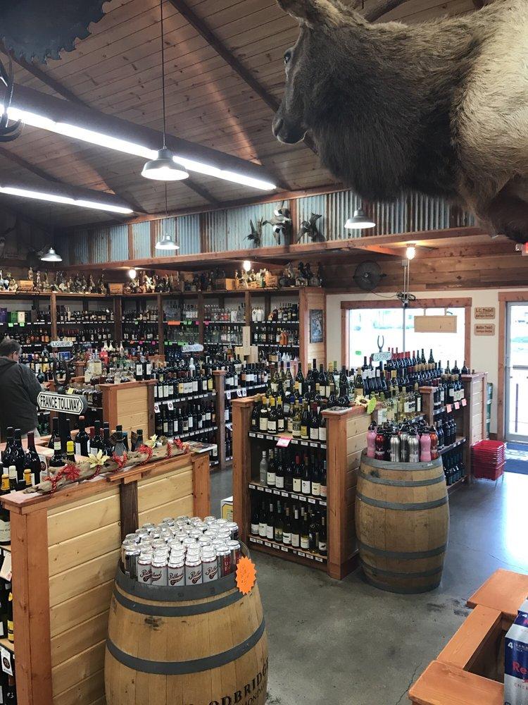The Beverage Barn: 1225 Oregon Ave SE, Bandon, OR