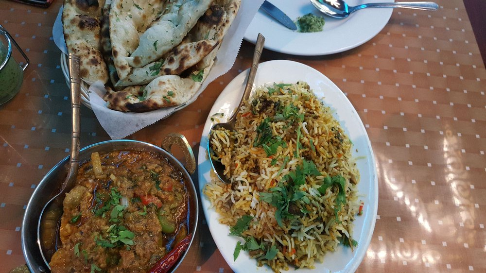 Superb indian food  Best i have had so far in California  - Yelp
