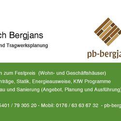 Planungsbüro Bergjans Angebot Erhalten Bauunternehmen