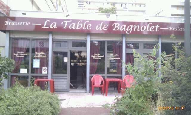 la table de bagnolet restaurants 94 bis rue sadi. Black Bedroom Furniture Sets. Home Design Ideas